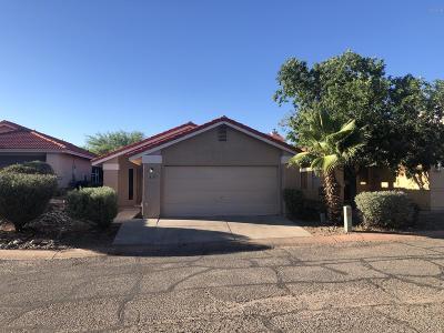 Tucson Single Family Home Active Contingent: 4690 W Gatehinge Court