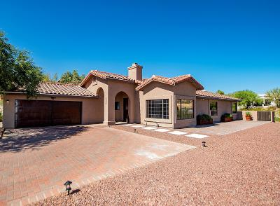 Tucson Single Family Home For Sale: 4333 E Desert Oak Trail