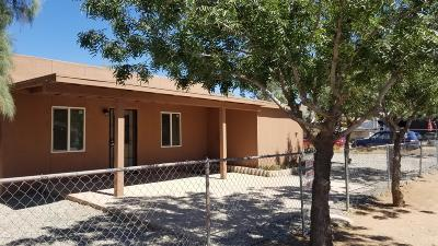 Tucson Single Family Home For Sale: 2620 N Fontana Avenue