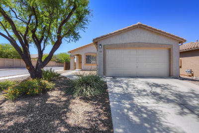 Single Family Home Active Contingent: 10390 E Roywood Way