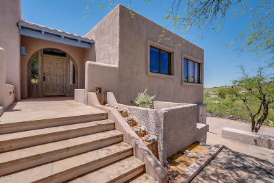 Tucson Single Family Home For Sale: 5250 N Post Trail