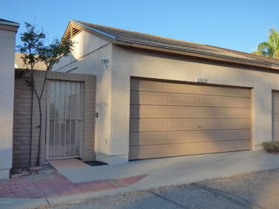 Pima County Townhouse For Sale: 2455 N Palo Dulce Drive