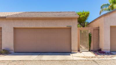Pima County Condo For Sale: 2459 N Palo Dulce Drive
