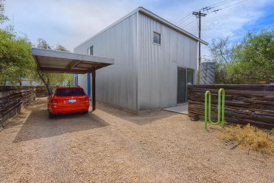 Tucson Single Family Home For Sale: 747 S Fremont Avenue