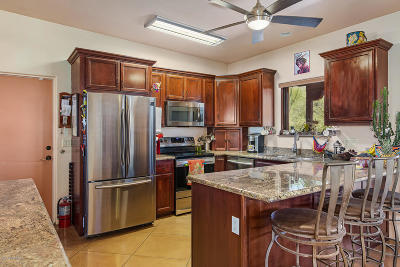 Vail Single Family Home For Sale: 17930 S Camino Rancho Del Valle