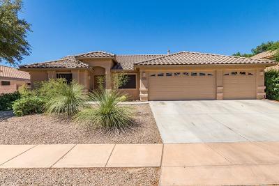 Single Family Home For Sale: 940 E Madera Estates Lane