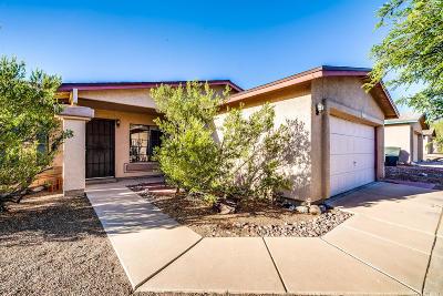 Tucson Single Family Home For Sale: 9995 E Mary Drive