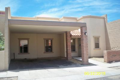 Pima County Townhouse For Sale: 18824 S Brentford Drive