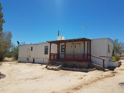 Pima County Manufactured Home For Sale: 12275 W Castle Drive