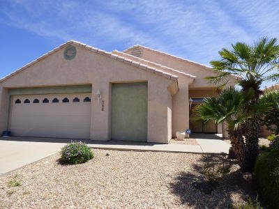 Pima County Single Family Home For Sale: 356 W Continental Vista Place