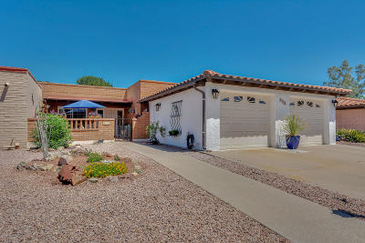 Pima County Townhouse For Sale: 218 E Paseo Churea