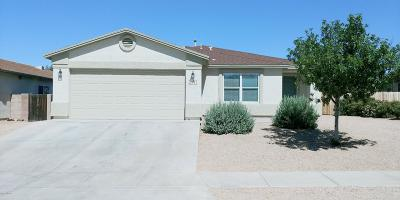 Pima County Single Family Home For Sale: 3418 S Desert Echo Road