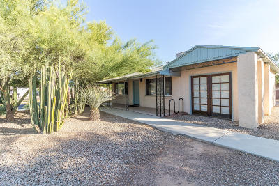Pima County Single Family Home For Sale: 4550 E 5th Street