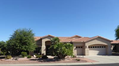 Pima County Single Family Home For Sale: 2171 E Cypress Canyon Drive