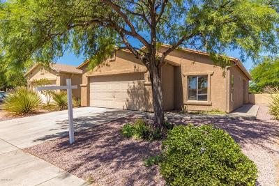 Tucson Single Family Home Active Contingent: 6670 S Luxor Way