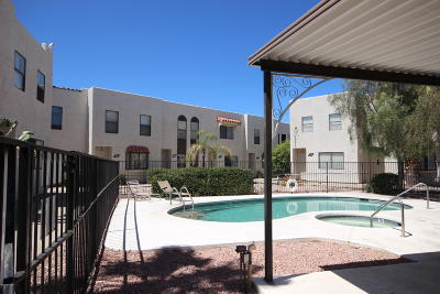 Tucson Townhouse For Sale: 2196 N 1st Avenue