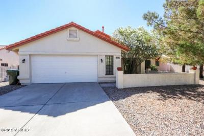Cochise County Single Family Home For Sale: 3061 St Andrews Drive