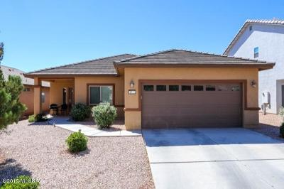 Sierra Vista Single Family Home For Sale: 4588 Tranquility Street