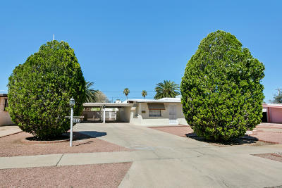 Tucson Single Family Home For Sale: 952 S Duke Drive