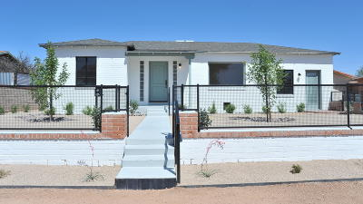 Tucson AZ Single Family Home Active Contingent: $319,000