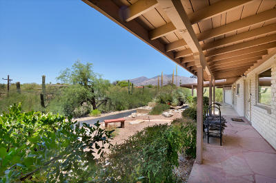 Tucson Single Family Home For Sale: 4110 N Camino Del Celador