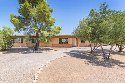 Tucson AZ Single Family Home For Sale: $350,000