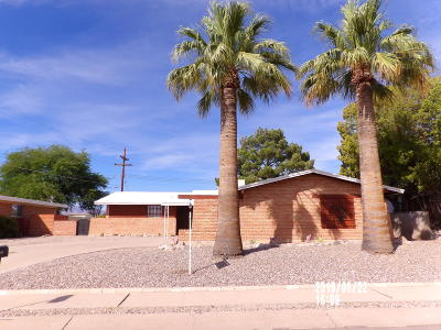 Tucson Single Family Home For Sale: 1849 S Augusta Circle