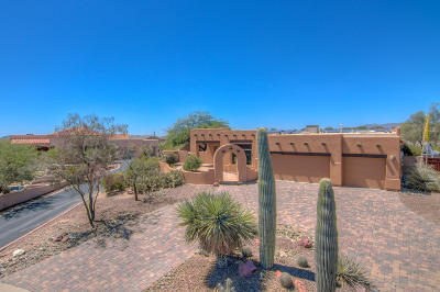 Tucson Single Family Home For Sale: 5472 W Kara Nicole Court
