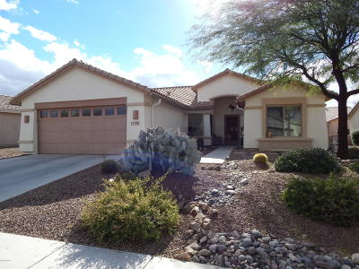 Green Valley Single Family Home Active Contingent: 1760 E Redstart Road