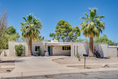 Tucson Single Family Home For Sale: 2524 W Calle Padilla