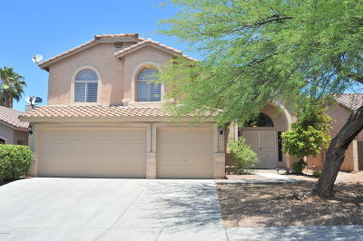 Oro Valley Single Family Home For Sale: 2209 E Rio Vistoso Lane