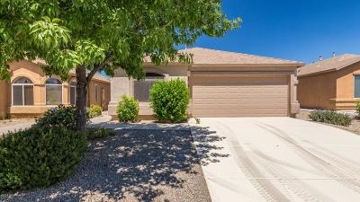 Tucson Single Family Home For Sale: 7762 S Cobble Hill Court