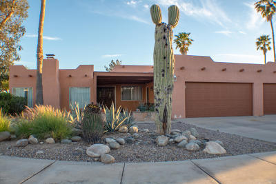 Tucson Single Family Home For Sale: 7321 N Sunny Ridge Place