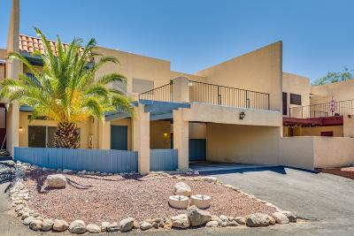 Tucson Townhouse For Sale: 6306 N Camino Los Mochis