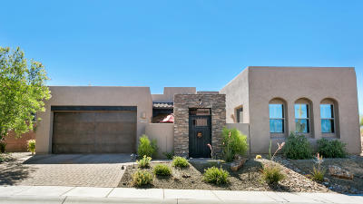 Marana Single Family Home Active Contingent: 12260 N Sunrise Shadow Drive