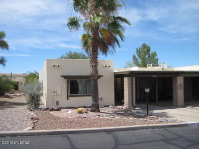 Green Valley Townhouse For Sale: 2784 S Camino Selva