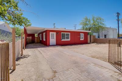 Tucson Single Family Home For Sale: 2208 E Winsett Street