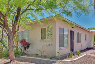 Tucson Single Family Home For Sale: 2142 E Copper Street