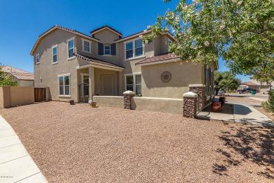 Sahuarita Single Family Home For Sale: 561 Vuelta Buril