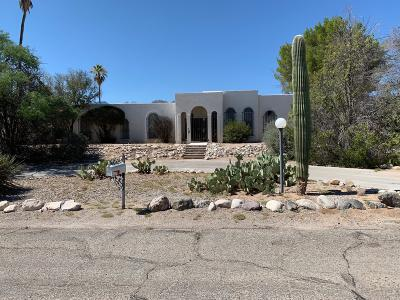 Tucson Single Family Home For Sale: 7885 E Calle Rosa