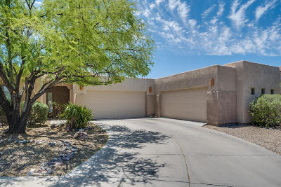 Tucson Single Family Home For Sale: 4155 W Lum Wash Court