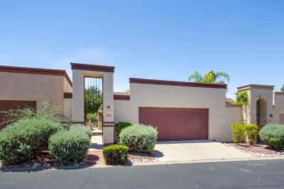 Tucson Townhouse For Sale: 4843 W Doria Drive