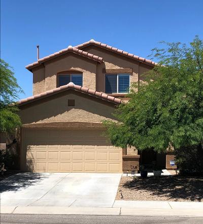 Marana Single Family Home For Sale: 14207 N Bronze Statue Avenue