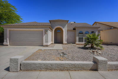 Tucson Single Family Home For Sale: 5272 W Eaglestone Loop