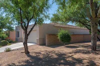 Tucson Single Family Home For Sale: 7422 E Calle Convidado