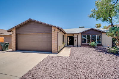 Tucson Single Family Home For Sale: 200 N Schrader Lane