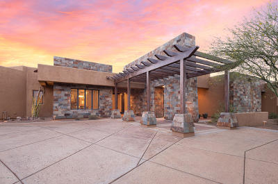 Oro Valley Single Family Home For Sale: 13991 N Old Forest Trail