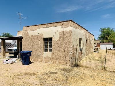 Tucson AZ Single Family Home For Sale: $75,000