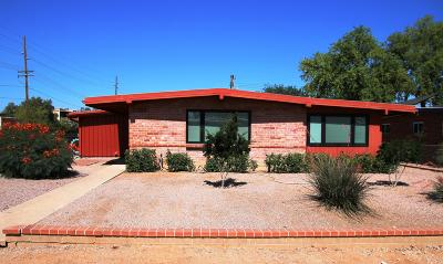 Tucson Single Family Home For Sale: 1403 N Desmond Avenue