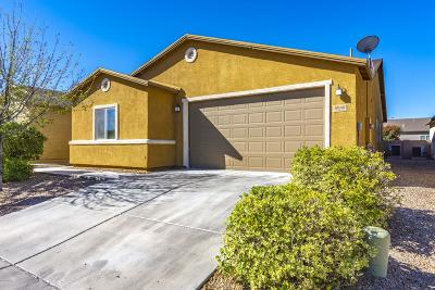 Tucson AZ Single Family Home For Sale: $198,700